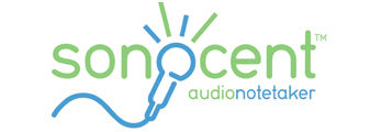 Audio Notetaker logo