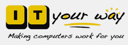 IT your Way Logo